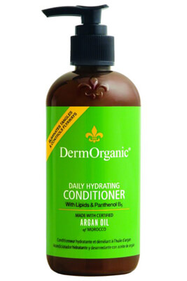 DermOrganic Daily Conditioner i gruppen Hårvård / Schampo & balsam / Balsam hos Bangerhead (B027556r)