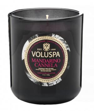Voluspa Mandarino Cannela ryhmässä Tuoksut / Tuoksukynttilät ja tuoksutikut / Tuoksukynttilät at Bangerhead.fi (B029102r)