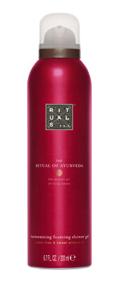 Rituals The Ritual of Ayurveda Foaming Shower Gel (200ml)