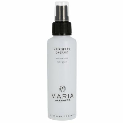 Maria Åkerberg Hair Spray Organic ryhmässä Hiustenhoito / Muotoilutuotteet / Hiuslakat at Bangerhead.fi (B037229r)