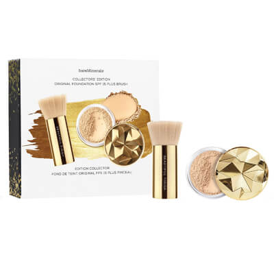 Collectors's Edition Original Foundation SPF 15 + Brush i gruppen Makeup / Presenter & sminkset hos Bangerhead (B037308r)