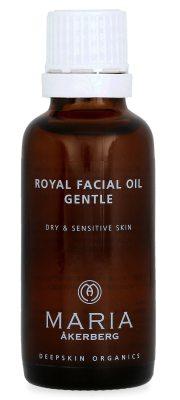 Maria Åkerberg Royal Facial Oil Gentle ryhmässä Ihonhoito / Kasvoseerumit & öljyt / Kasvoöljyt at Bangerhead.fi (B038395r)