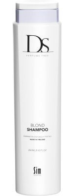 DS SIM Sensitive Blond Shampoo