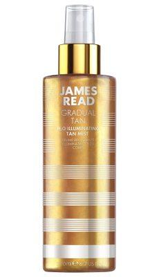 James Read H2O Illuminating Tan Mist Body ryhmässä Vartalonhoito  / Aurinkotuotteet vartalolle / Itseruskettavat vartalolle at Bangerhead.fi (B039493r)