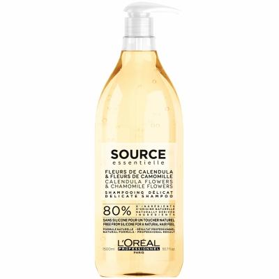 L'Oréal Professionnel Source Essentielle Delicate Shampoo ryhmässä Hiustenhoito / Shampoot / Shampoot at Bangerhead.fi (B042829r)