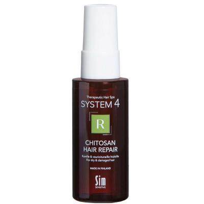 SIM Sensitive System 4 Chitosan Hair Repair Leave-In-Spray i gruppen Hårvård / Hårinpackning & treatments / För hårbotten hos Bangerhead (B049374r)