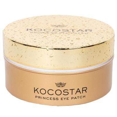 Kocostar Princess Eye Patch Gold i gruppen Hudpleie / Øyne / Øyenmaske hos Bangerhead.no (B050584r)