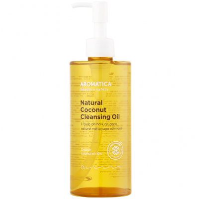 Aromatica Natural Coconut Cleansing Oil (300ml)