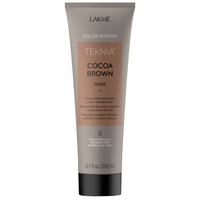 Teknia Rrefresh Cocoa Brown Mask (250ml)