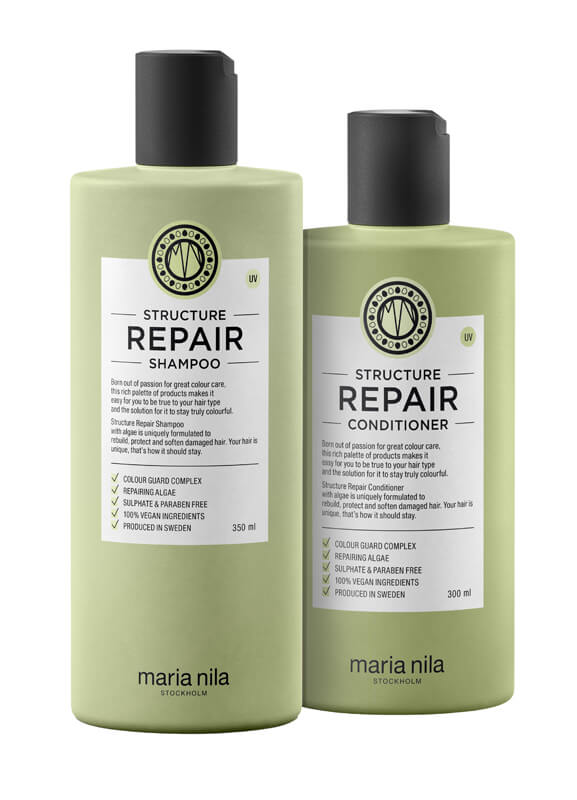 Maria Nila Care Structure Repair Duo i gruppen Editor's choice /  hos Bangerhead.no (s03601)