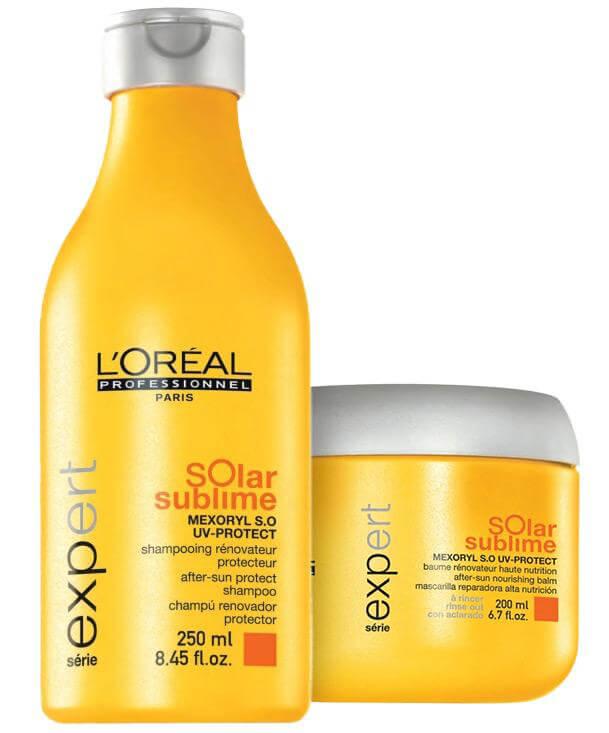 L'Oréal Solar Duo i gruppen Hårvård / Inpackning & treatments / Inpackning hos Bangerhead (s31019203)