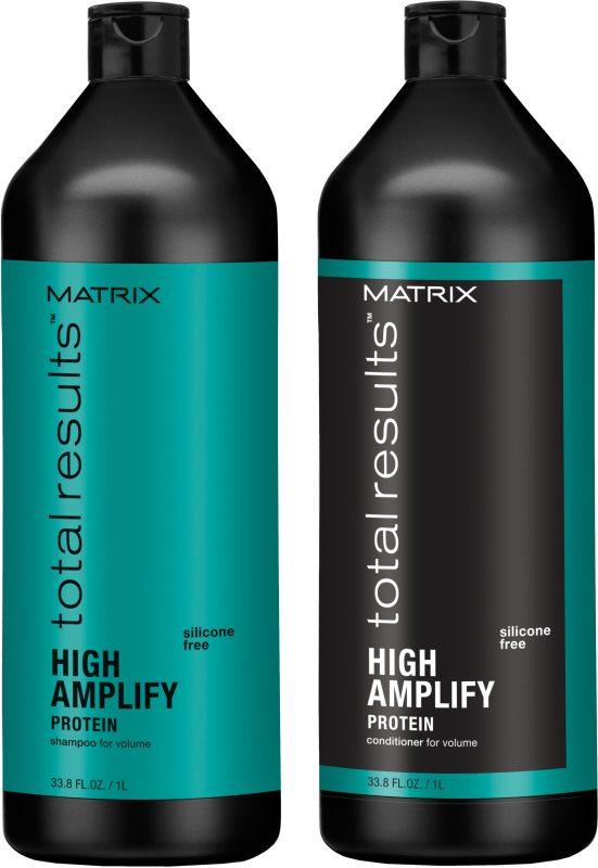 Matrix Total Results Amplify Duo XXL i gruppen Hårpleie / Shampoo & balsam / Balsam hos Bangerhead.no (s35370203)