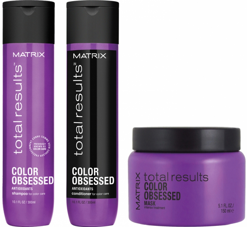 Matrix Total Results ColorCare Trio i gruppen Hårvård / Inpackning & treatments / Inpackning hos Bangerhead (s35370306)