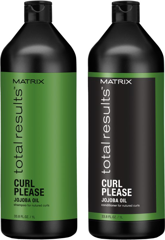 Matrix Total Results Curl Duo XXL i gruppen Hårvård / Schampo & balsam / Balsam hos Bangerhead (s35370403)