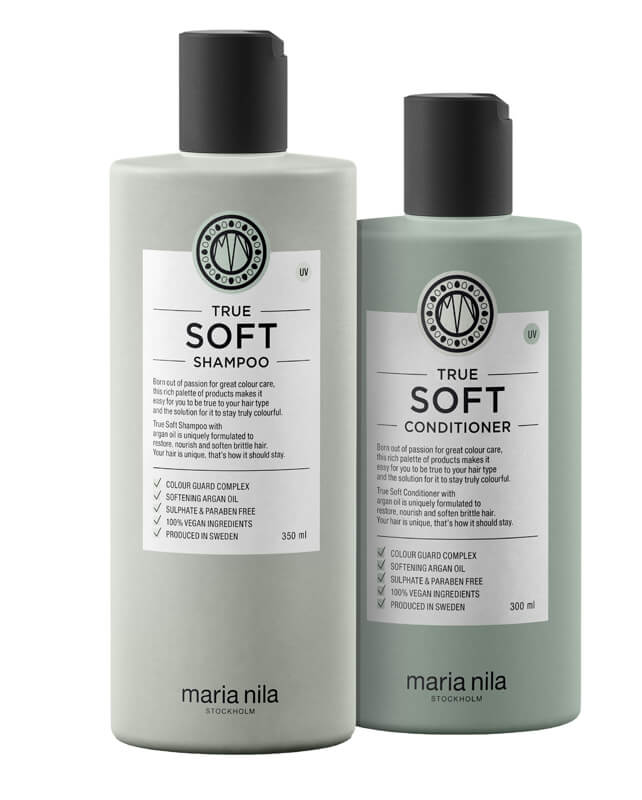 Maria Nila Care True Soft Duo ryhmässä Editor's choice /  at Bangerhead.fi (sB000056)