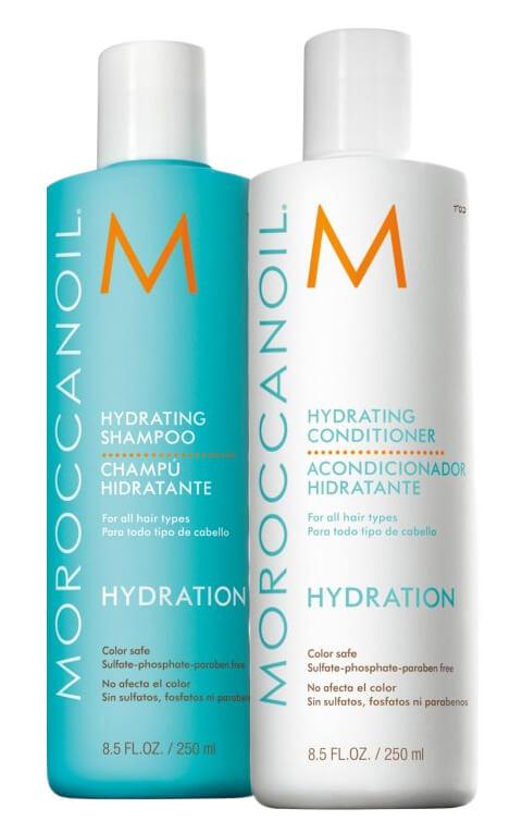 Moroccanoil Hydrating Duo ryhmässä Kampanjat / Tarjouspaketit at Bangerhead.fi (sB000914)