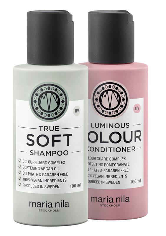 Maria Nila Palett Color Duo ryhmässä Hiustenhoito / Shampoot & hoitoaineet / Hoitoaineet at Bangerhead.fi (sB001201)