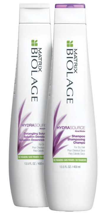 Matrix Biolage HydraSource Shampoo Duo i gruppen Hårpleie / Shampoo & balsam / Balsam hos Bangerhead.no (sB004854)