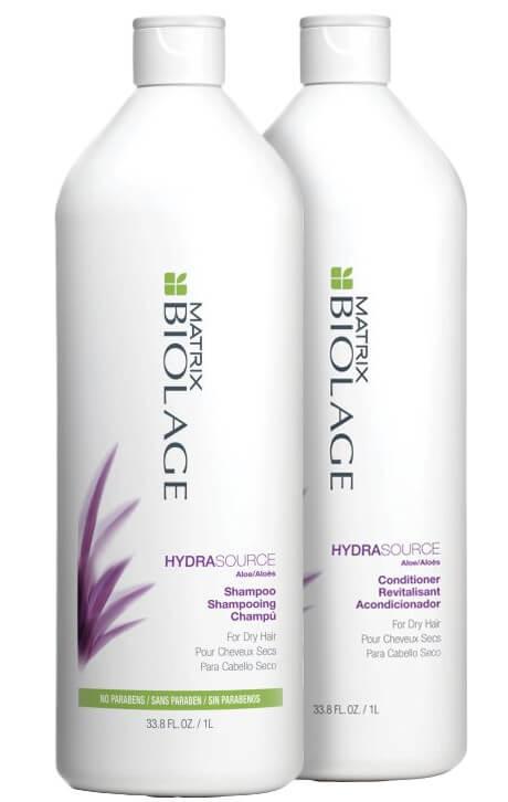 Matrix Biolage HydraSource Duo XXL i gruppen Hårpleie / Shampoo & balsam / Balsam hos Bangerhead.no (sB004858)