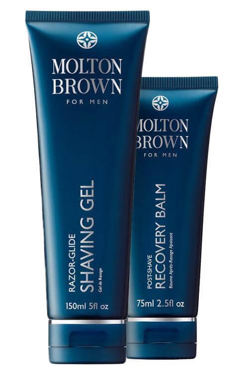 Molton Brown For Men Shave Kit i gruppen Menn / Hudpleie  / Ansiktskrem hos Bangerhead.no (sB005295)