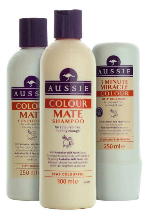 Aussie Colour Mate Trio i gruppen Hårpleie / Hårkur & treatments / Hårkur hos Bangerhead.no (sB005470)