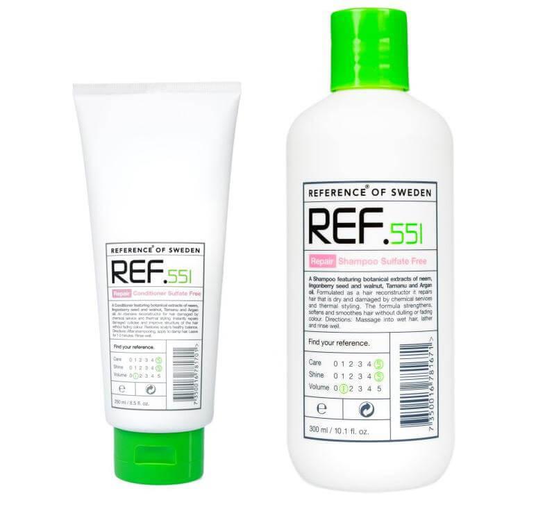 REF Repair Duo i gruppen Hårpleie / Shampoo & balsam / Balsam hos Bangerhead.no (sREF-116)