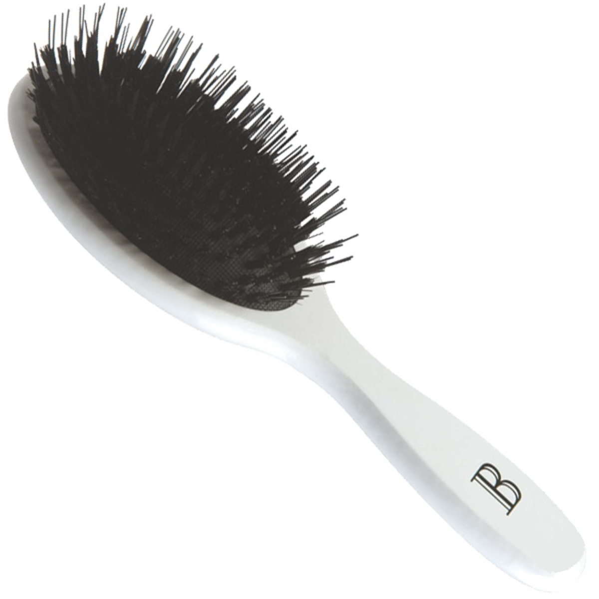 Balmain Hair Extension Brush White Fri Frakt Lga Priser Bang