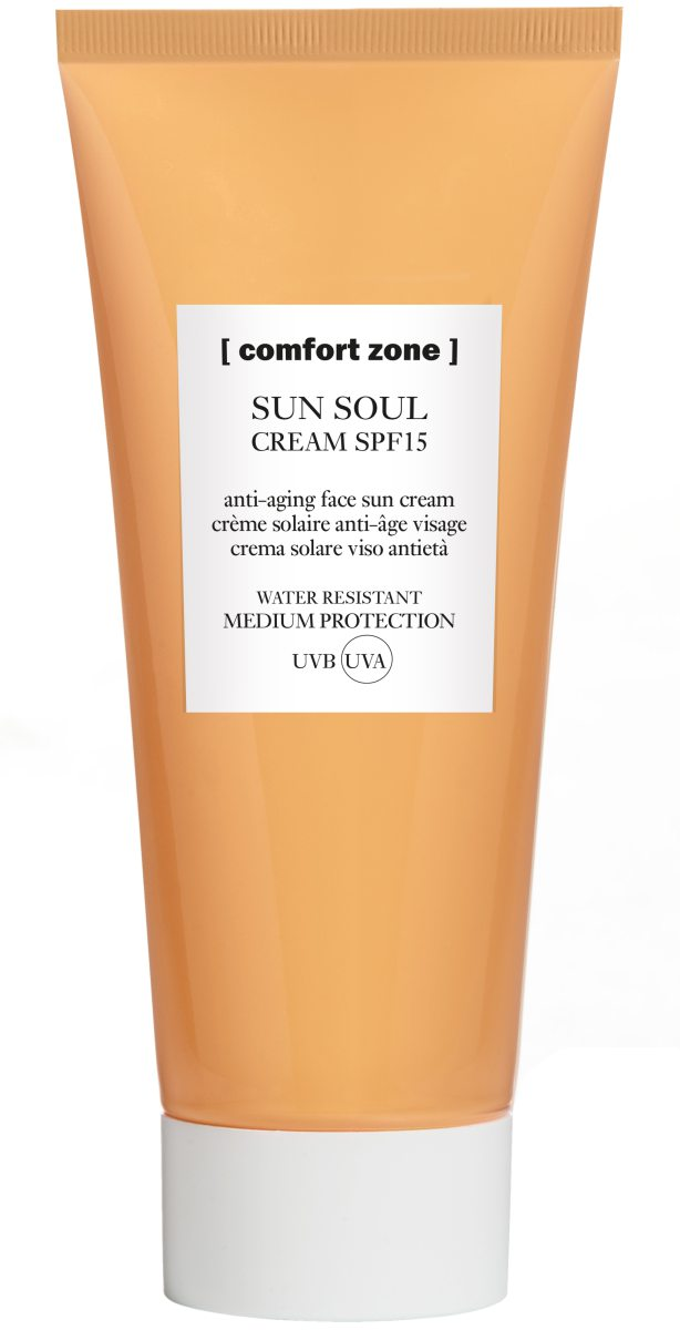 Anti-ageing Cream Sun Soul Comfort Zone 60 Ml After Sun Skin Care