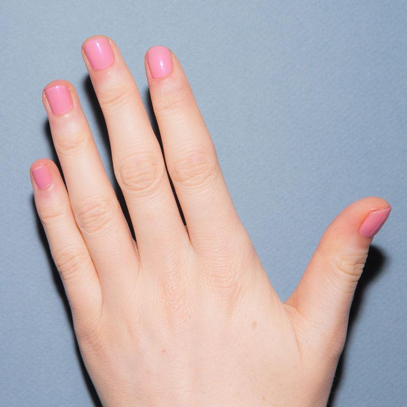 Pinkish White Nail Polish: Add Some Colour To Your Life