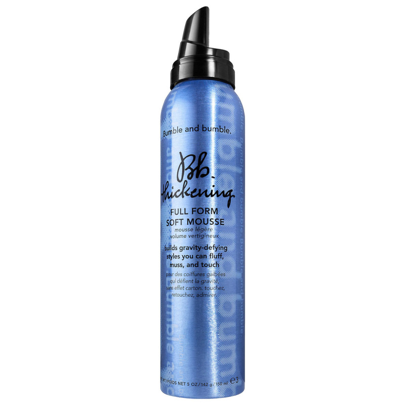 Bumble and bumble Thickening Full Form Soft Mousse (150ml) i gruppen Hårvård / Styling / Mousse hos Bangerhead (B007167)