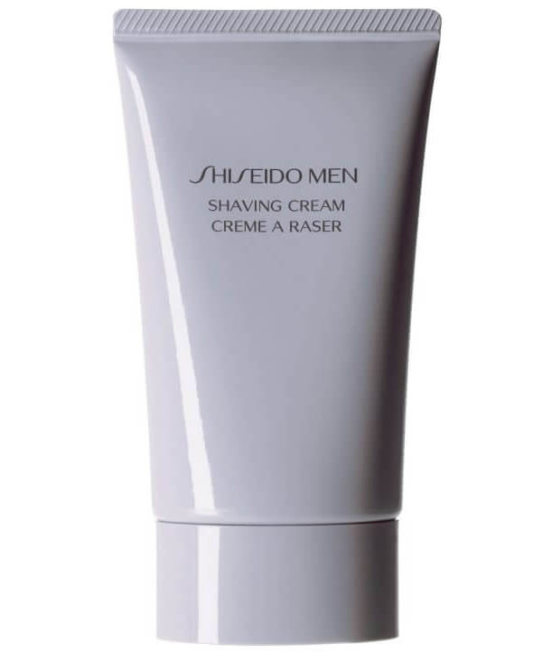 Shiseido Men Shaving Cream (100ml) i gruppen Man / Barbering / Raklödder & gel hos Bangerhead (B007395)