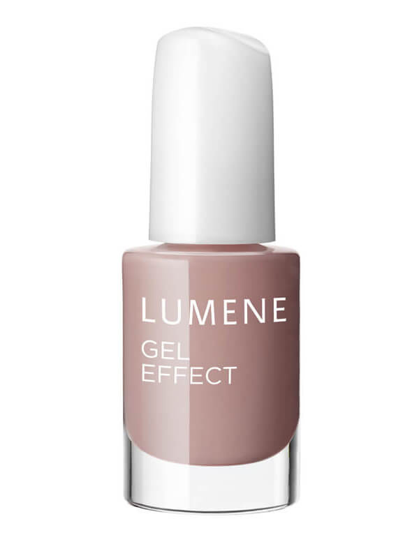 Lumene Gel Effect Nail Polish - 3 On the Beach i gruppen Naglar / Nagellack / Färglack hos Bangerhead (B014088)