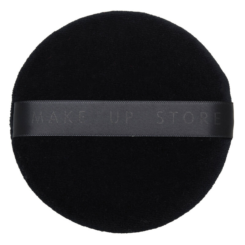 Make Up Store Powder Puff Black i gruppen Smink / Sminkborstar / Sminksvamp hos Bangerhead (B022813)