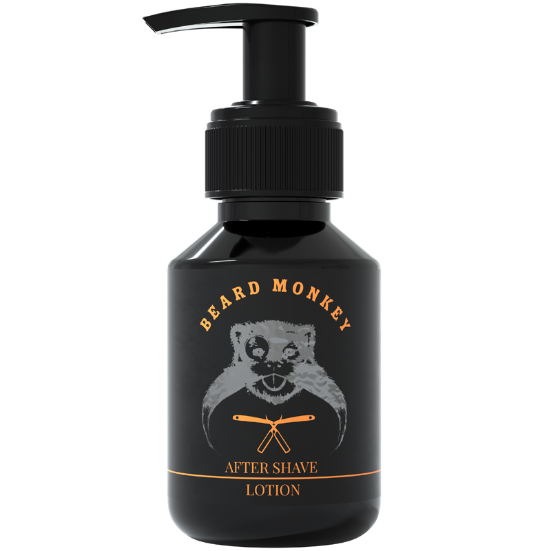 Beard Monkey Aftershave Lotion (100ml) i gruppen Man / Barbering / After shave hos Bangerhead (B023727)