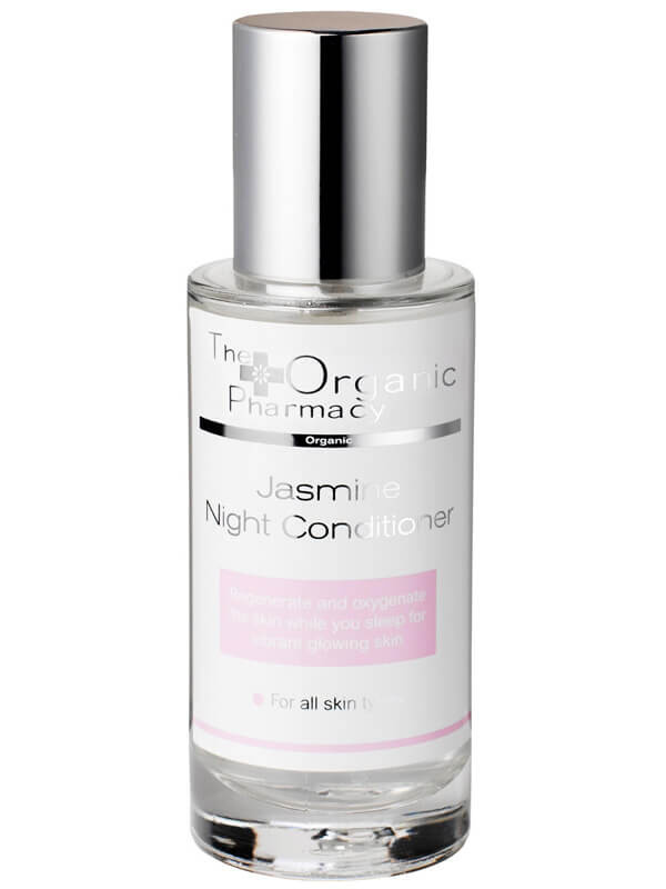 The Organic Pharmacy Jasmine Night Conditioner (50ml) i gruppen Hudvård / Ansiktsvatten & essence / Ansiktsvatten & toner hos Bangerhead (B024972)