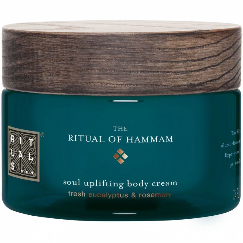 Rituals The Ritual of Hammam Body Cream (220ml) i gruppen Kroppsvård / Kroppsåterfuktning / Body lotion hos Bangerhead (B025775)