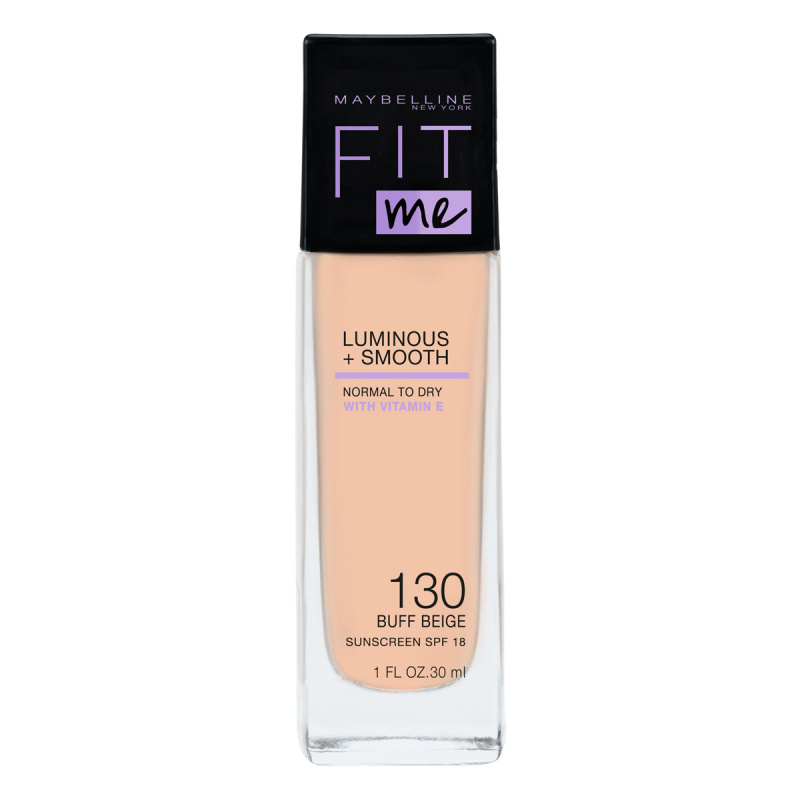 Maybelline Fit Me Foundation i gruppen Smink / Bas / Foundation hos Bangerhead (B028420r)