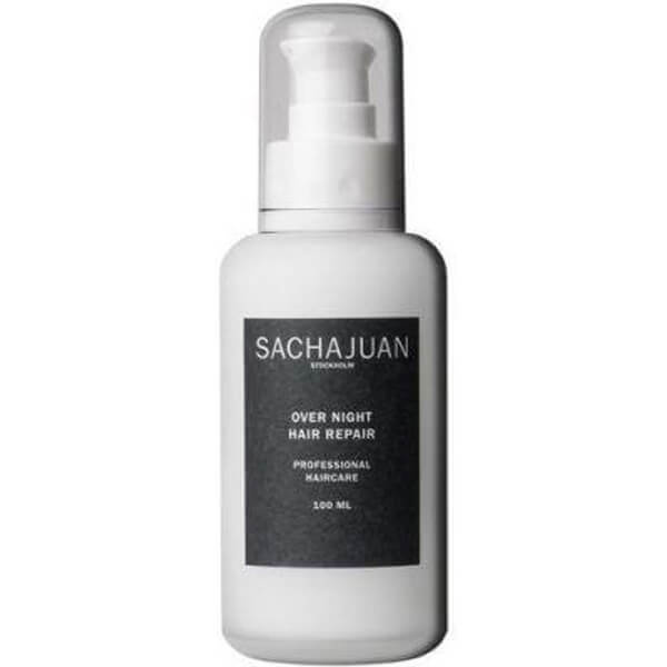 Sachajuan Over Night Hair Repair (100ml) i gruppen Hårvård / Hårinpackning & treatments / Hårinpackning hos Bangerhead (B028821)